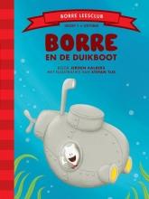 Jeroen  Aalbers Borre en de duikboot