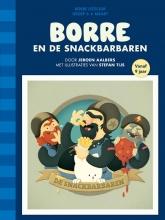 Jeroen  Aalbers Borre en de snackbarbaren