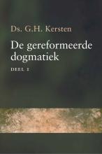 G.H.  Kersten De gereformeerde dogmatiek