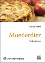 Gerard  Nanne Moederdier - grote letter uitgave