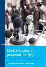 Maarten Molenbeek Chris Aalberts, Mediarelaties en persvoorlichting