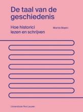 Marnix Beyen , De taal van de geschiedenis