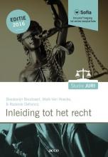 Mark van Hoecke, Boudewijn  Bouckaert, Rozemie  Defrancq Inleiding tot het recht