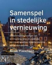 Nicole  Plasschaert Samenspel in stedelijke vernieuwing