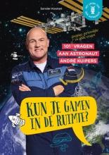 Sander Koenen , Kun je gamen in de ruimte?