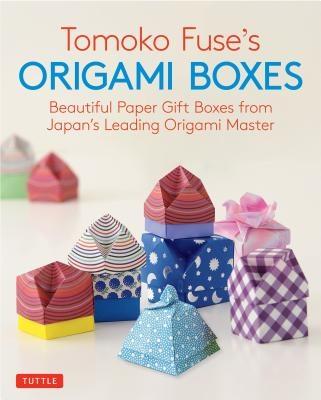 Tomoko Fuse,Tomoko Fuse`s Origami Boxes