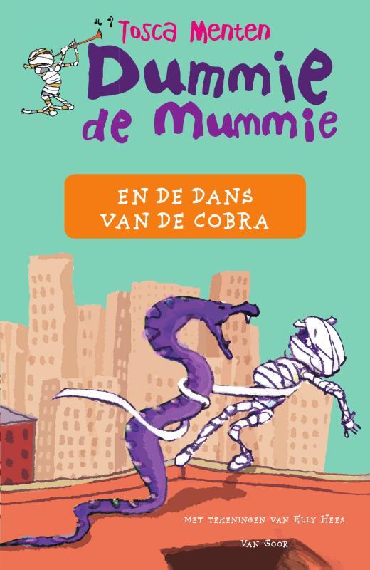 Tosca Menten,Dummie de mummie en de dans van de cobra