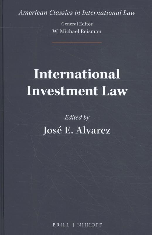 ,International Investment Law