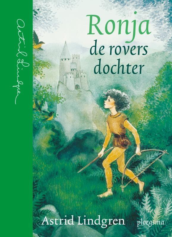 Astrid Lindgren,Ronja de roversdochter