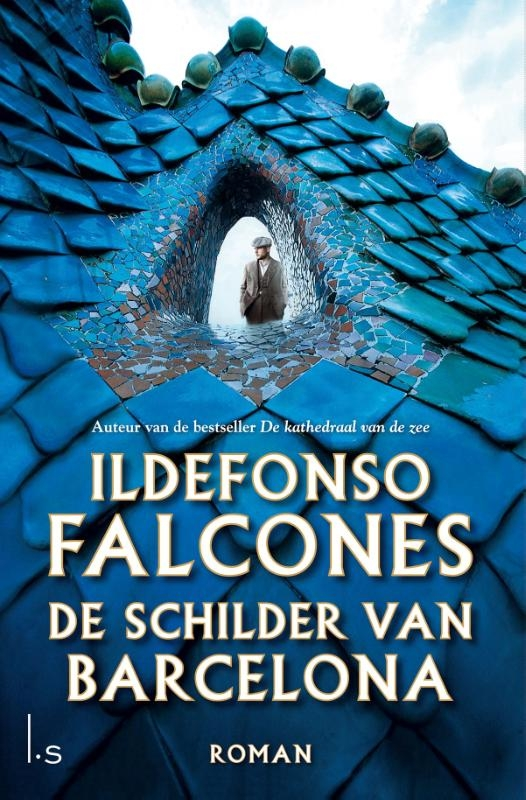 Ildefonso Falcones,De schilder van Barcelona