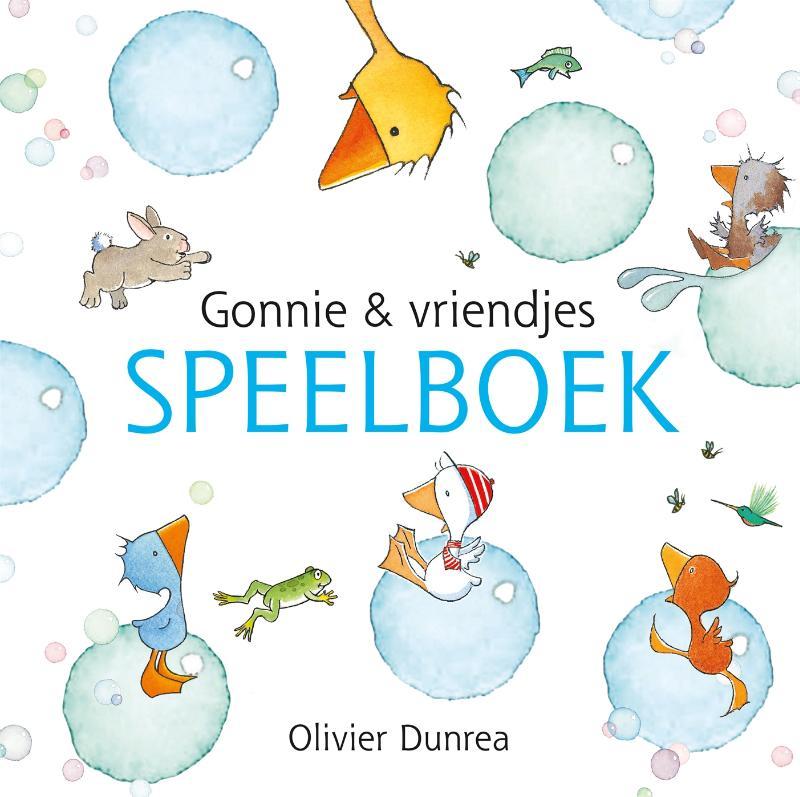 Olivier Dunrea,Speelboek