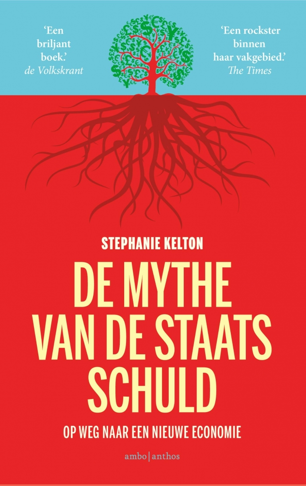 Stephanie Kelton,De mythe van de staatsschuld