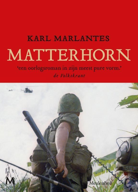 Karl Marlantes,Matterhorn