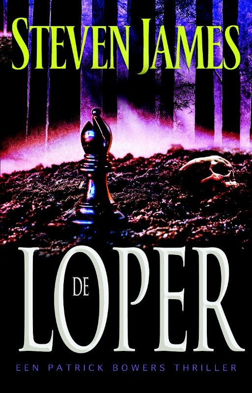Steven James,Loper