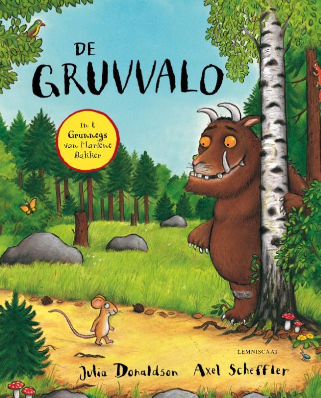 Julia Donaldson,De Gruffalo in het Gronings van Marlene Bakker