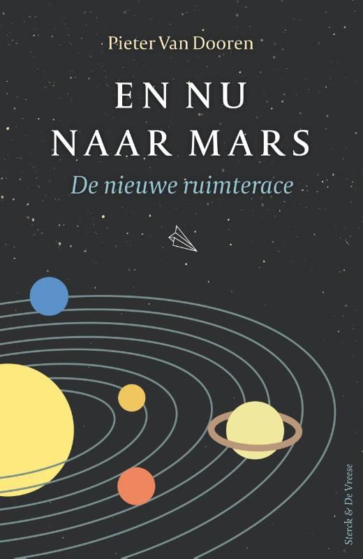Pieter van Dooren,En nu naar Mars