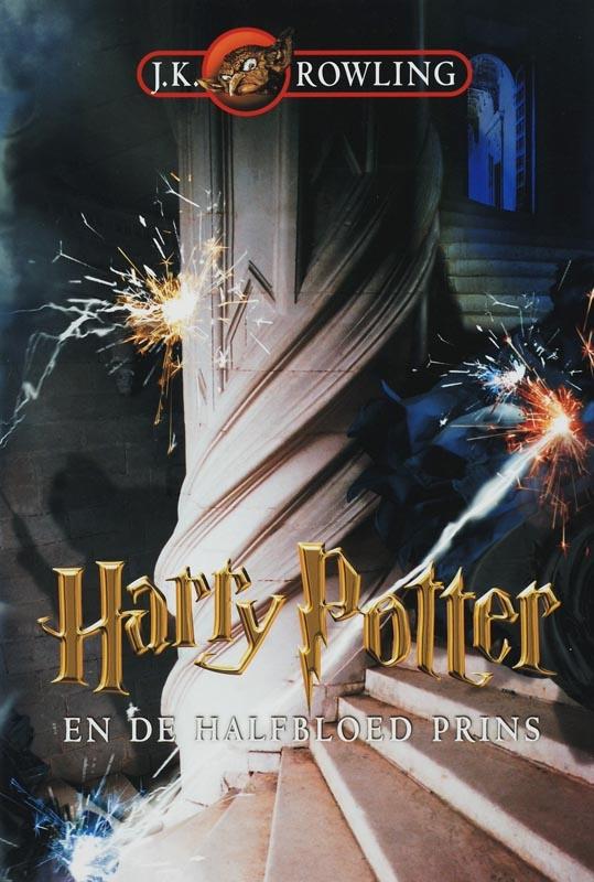 J.K. Rowling,Harry Potter en de halfbloed Prins