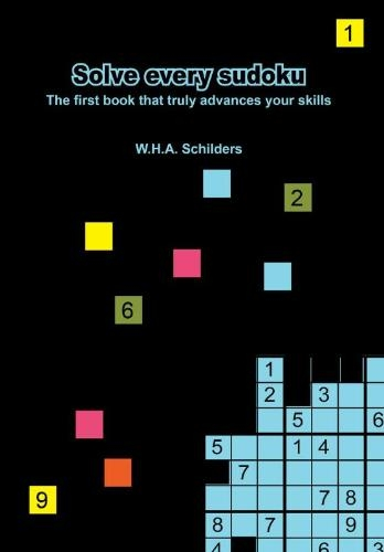 Wil H.A.  Schilders,Solve every Sudoku