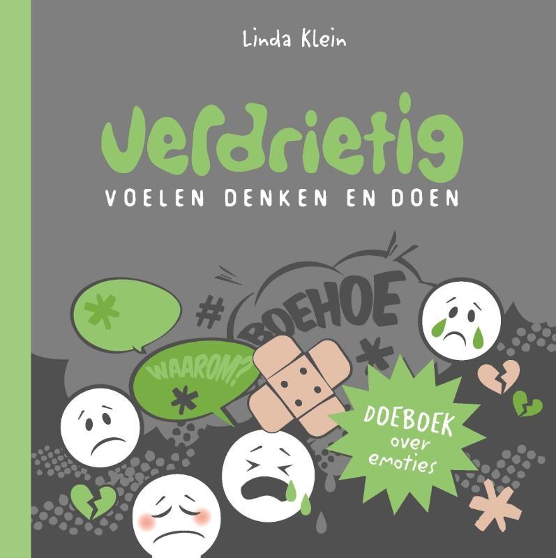 Linda Klein,Verdrietig