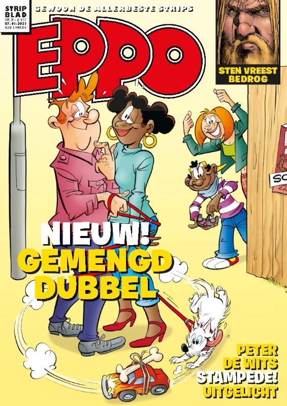 Retera,Eppo Strip Magazine 01-2021