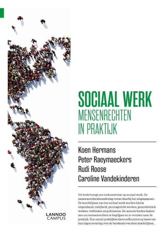 Koen Hermans, Peter Raeymaeckers, Rudi Roose, Caroline Vandekinderen,Sociaal werk