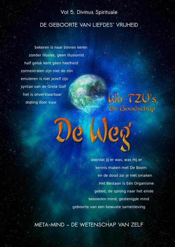 Woo Tzu,De weg Vol. 5 Divinus Spirituale