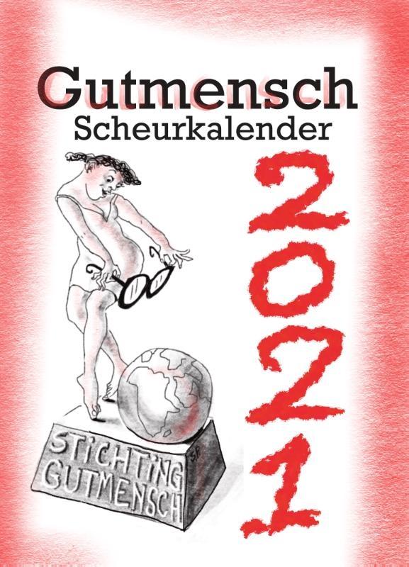 ,De Gutmensch Scheurkalender 2021