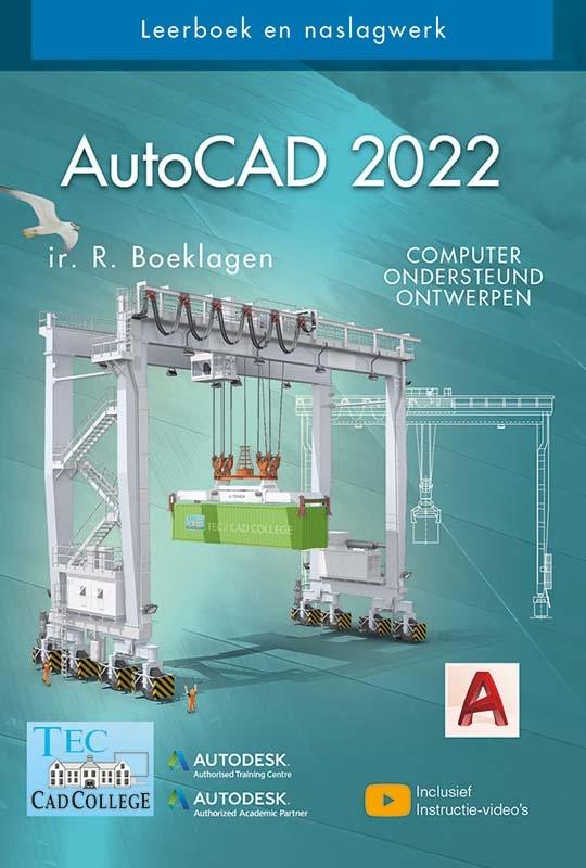 Ronald Boeklagen,AutoCAD 2022
