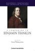 Waldstreicher, David,A Companion to Benjamin Franklin