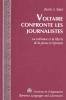 Niati, Justin S.,Voltaire confronte les journalistes