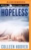 Hoover, Colleen,Hopeless