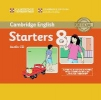 ,Cambridge Young Learners English Tests. Examination papers from the University of Cambridge Local Examinations Syndicate. Cambridge Starters 8. Audio CD
