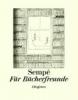 Sempe, Jean-Jacques,Für Bücherfreunde