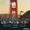 ,National Geographic: Road Trip USA 2017 Brosch�renkalender