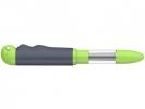 ,rollerball Schneider Base Senso grijs/groen