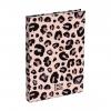,<b>Schoolagenda 2020-2021 lannoo pink leopard 125x175mm</b>