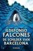 <b>Ildefonso Falcones</b>,De schilder van Barcelona