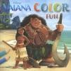 ,<b>Disney Color Fun Vaiana</b>