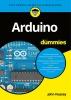 John  Nussey,Arduino voor dummies