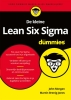 John  Morgan, Martin  Brenig-Jones,De kleine Lean Six Sigma voor dummies