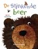 Britta  Teckentrup,De stinkende beer