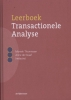 ,Leerboek transactionele analyse