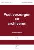 J.H.  Altena,Post verzorgen en archiveren