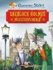 <b>Geronimo  Stilton</b>,Sherlock Holmes, meesterspeurder
