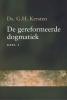 <b>G.H.  Kersten</b>,De gereformeerde dogmatiek