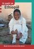 ,Te gast in Ethiopië