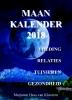 Marjanne  Hess-van Klaveren ,Maanscheurkalender  2018