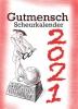 ,<b>De Gutmensch Scheurkalender 2021</b>