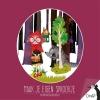 Helga de Graaf ,Okapi Maak je eigen sprookje (set van 5)