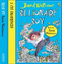 David Walliams Billionaire Boy